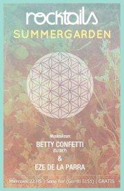 DJ Betty Confetti en Soria Bar el miercoles