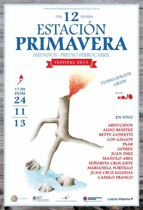 Festival Estación Primavera, Médanos