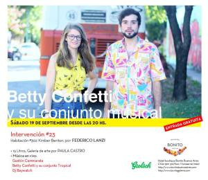 hotel bonito flyer